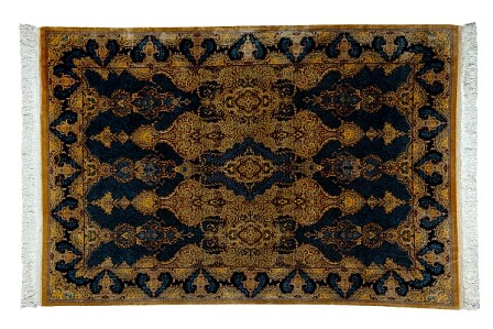 "<p><span class=""viewer-caption-artist"">Iwan Maktabi Collection</span></p> <p><span class=""viewer-caption-title""><i>Ghom Silk ASHKEYOUN-Iran</i></span>, <span class=""viewer-caption-year"">2012</span></p> <p><span class=""viewer-caption-media"">Silk Carpet</span></p> <p><span class=""viewer-caption-dimensions"">202 x 139 cm (79 1/2 x 54 3/4 in.)</span></p> <p><span class=""viewer-caption-inventory"">IWM0034</span></p> <p><span class=""viewer-caption-aux""></span></p>"