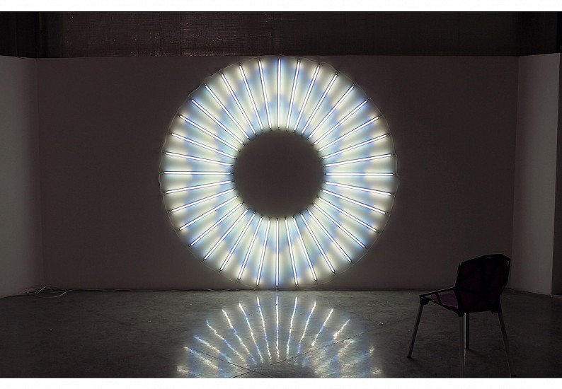 James Clar, Magnetic Field 2011, Lights and filters